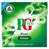 PG Tips Pure Green Smooth Pyramid Tea Bags (20)