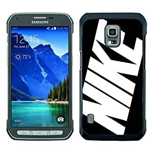 Beautiful Samsung Galaxy S5 Active Screen Cover Case ,Nike 22 Black Samsung Galaxy S5 Active Cover Fashionabe And Durable Designed Phone Case