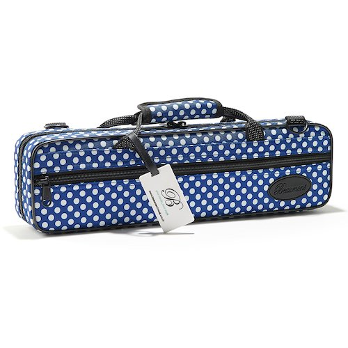 Beaumont Blue Polka C Foot Flute product image