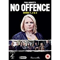 No Offence: Series 1,2 & 3 Boxset [DVD]