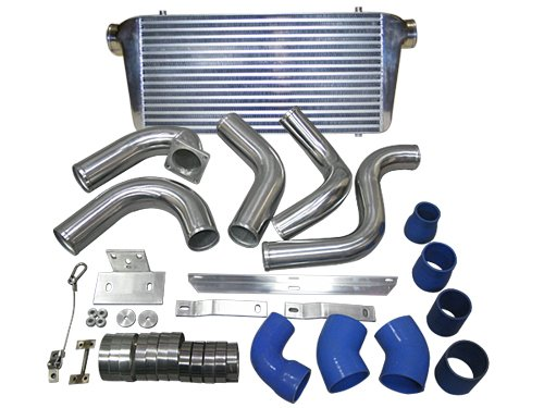 Dodge Cummins Intercooler (Intercooler Charge Piping kit For 89-91 Dodge Ram Cummins 5.9L Diesel)