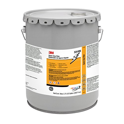 3M 33185 Quick Grip Filler - 5 Gallon by 3M (Image #1)