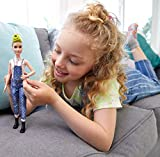 Barbie Fashionistas Doll with Green Striped