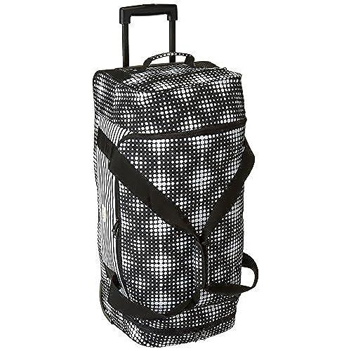 Roxy Women's Distance Accross Wheeled Duffle Bag
