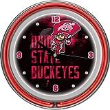 """NCAA Ohio State University """"Smoking Brutus"""" Chrome"""