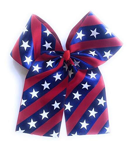 (Patriotic Cheer Bow)