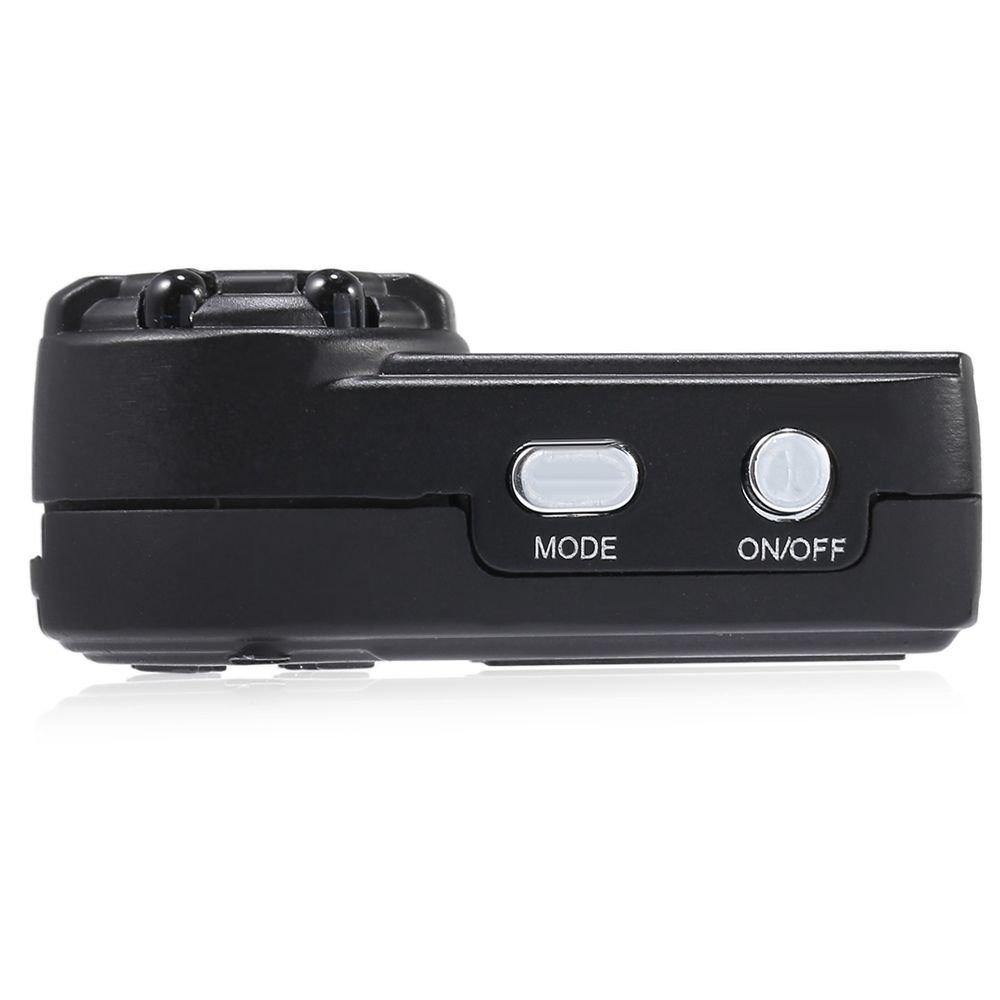 Mengshen Full HD 1080P Mini DV DC bolsillo/pulgar Sport Video Recorder portátil de mano QQ6 espía de la cámara MS-QQ6: Amazon.es: Bricolaje y herramientas
