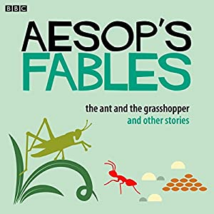 Aesop: The Ant and the Grasshopper and Other Stories Audiobook