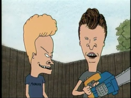 No Laughing, Home Improvement, Lawn and Garden, Washing the Dog and The Crush (Best Beavis And Butthead Episodes)