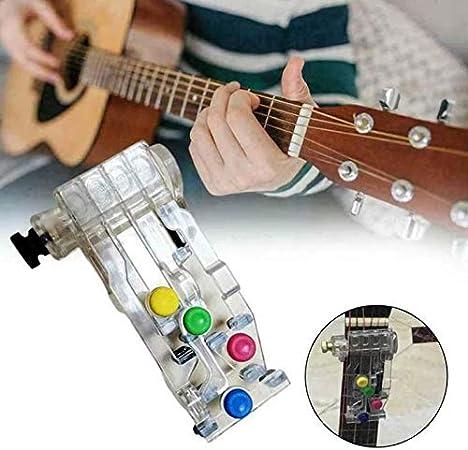 OurLeeme Ayuda para la enseñanza de la guitarra, sistema de aprendizaje guitarra La herramienta de práctica de la ayuda para la enseñanza de la guitarra para el aprendizaje guitarra no le hará daño