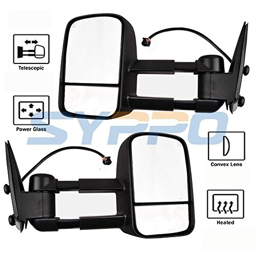 2015 chevy 2500hd towing mirrors - 6