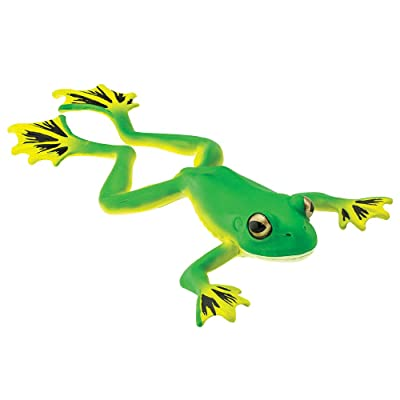 Safari 100259 Incredible Creatures Flying Tree Frog Minature: Toys & Games