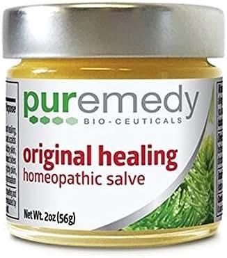 Puremedy Original Healing Homeopathic Salve (2oz)