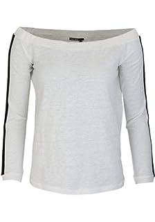 4857a9beb50e Marc Aurel Kurzarm T-Shirt Rundhals Pailletten-Stick Vintage Lachs ...