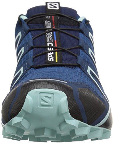 Salomon Femmes Speedcross 4 W Trail Runner Poseidon
