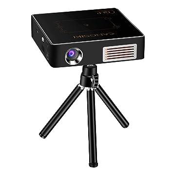 JIANGNAN Proyector Mini 4K HD con proyección Inteligente Proyector ...