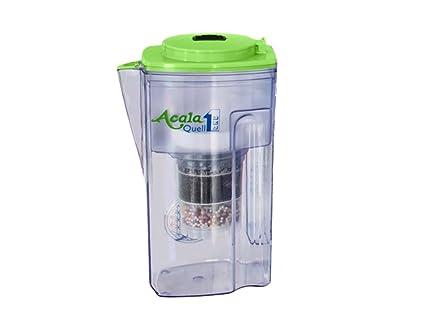 Filtro de agua AcalaQuell One | Jarra con filtro de agua | Verde Claro | La
