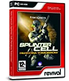 Tom clancy splinter cell pandora's box (PC) (UK)