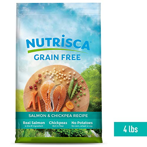 Nutrisca Grain-Free Salmon & Chickpea Recipe A