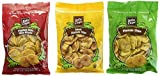 Cheap Inka Chips Gluten Free Plantain Chips 3 Flavor 6 Bag Variety Bundle: (2) Inka Chips Sweet Plantain Chips, (2) Inka Chips Original Plantain Chips, and (2) Inka Chips Chili Picante Plantain Chips, 3.25-4 Oz. Ea. (6 Bags Total)