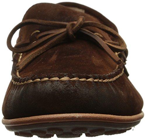 FRYE Men's Harris Tie Slip-On Loafer Brown - 80582 cheap sale looking for Tnwmc