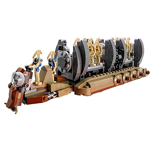 518ya8zaYmL - Lego Star Wars - 75086 Battle Droid Troop Carrier
