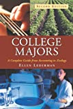 College Majors, Ellen Lederman, 0786428880