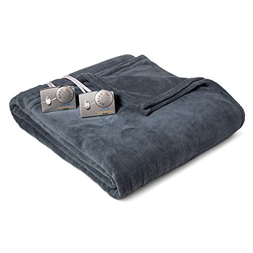 Electric Blankets Queen Size by Biddeford Heated Blanket Que