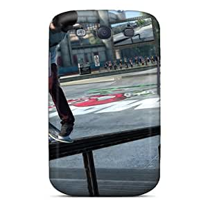Premium Galaxy S3 Case - Protective Skin - High Quality For Skate 3