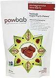 Baobab Superfruit Chews® by powbab - 750mg Raw Antioxidant Baobab Superfood, Immunity Boost, Pomegranate Acai Berry, 30 Chews
