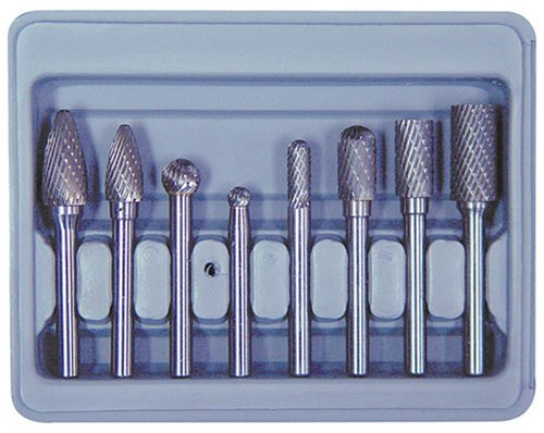 Astro-2181-Double-Cut-Carbide-Rotary-Burr-Set-with-14-Inch-Shank