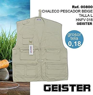 Sodico 00800 Down Vest, Beige, L Mens