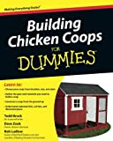img - for Building Chicken Coops For Dummies book / textbook / text book