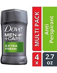 Dove Men+Care Antiperspirant Deodorant Stick, Extra...