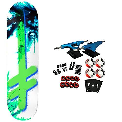 Deathwish Skateboard Complete Original G Milk 7.75