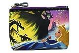Soho Disney Villains Collection Cosmetic Purse Kit, Sleeping Beauty & Maleficent