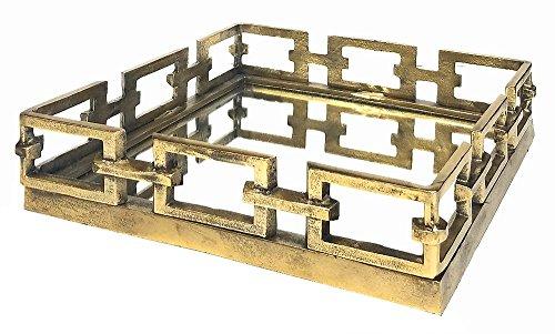 Gold Design Square Greek (ZUCCOR Tmmc15 14.5