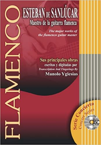 MAESTRO DE LA GUITARRA FLAMENCA Libro de Partituras + CD / The ...