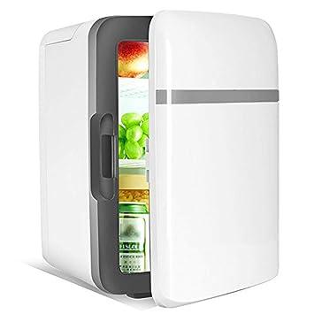 WFFH Nevera Compacto, Portátil Mini Refrigerador Y Calentador 10L ...