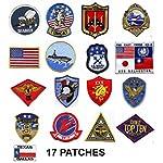 Noble House Homme Veste Aviation Top Gun Mavericks en Cuir de Taureau Marron foncé 13