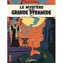 Blake et Mortimer 05 : Le mystère de la grande pyramide 2-2