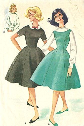 50s dress patterns mccalls - 4
