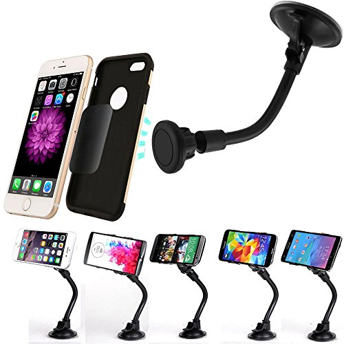 Car Phone Mount Magnetic,  Universal Windshield Dashboard Ma