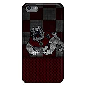New Arrival cell phone skins Snap On Hard Cases Covers covers iphone 6 4.7 /6 4.7s - fresno state bulldog