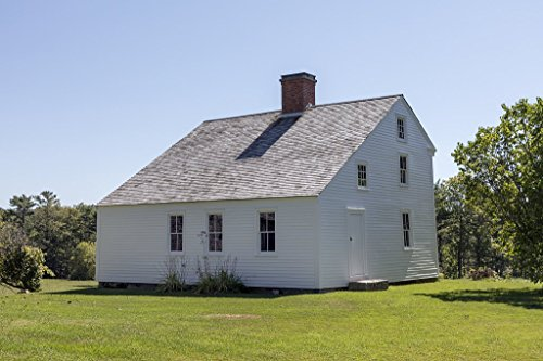 (Photo | A classic c. 1800 New England