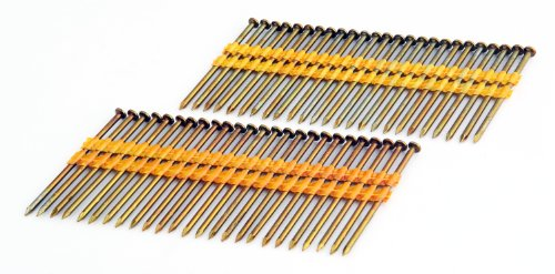 Freeman FR.120-3B 3-Inch by .120-Inch Plastic Collated Smooth Shank Framing Nail, 2000 Per Box