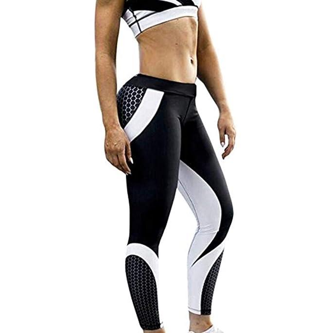 Amazon.com: Overdoes - Leggings de yoga para mujer con ...