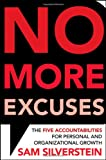 No More Excuses, Sam Silverstein, 0470531924