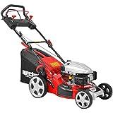 Hecht 5484 SX Rot Benzin-Rasenmäher