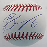 Jonathan Schoop Baltimore Orioles Autographed/Signed Official MLB Baseball Fanatics 130199